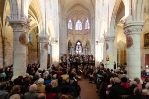 Concert Mozart à Vitry